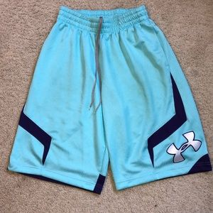 Under Armour Men's Basketball Shorts - LIKE NEW